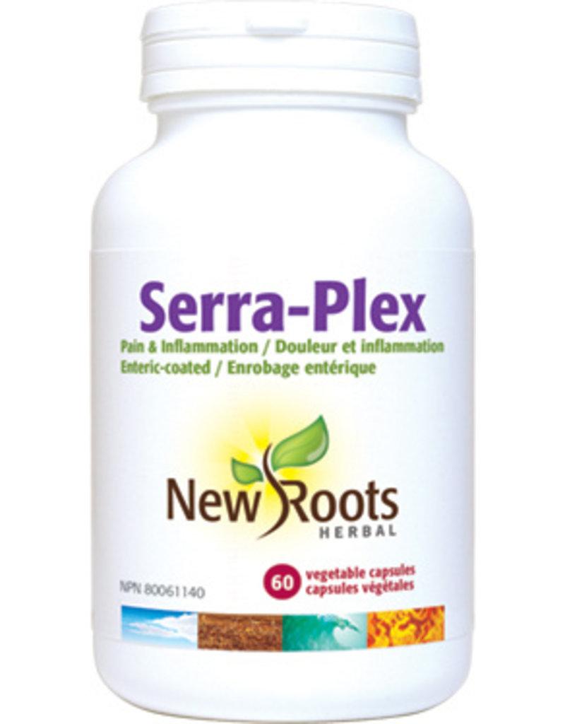 New Roots New Roots Serra-Plex Bonus Size 90 caps