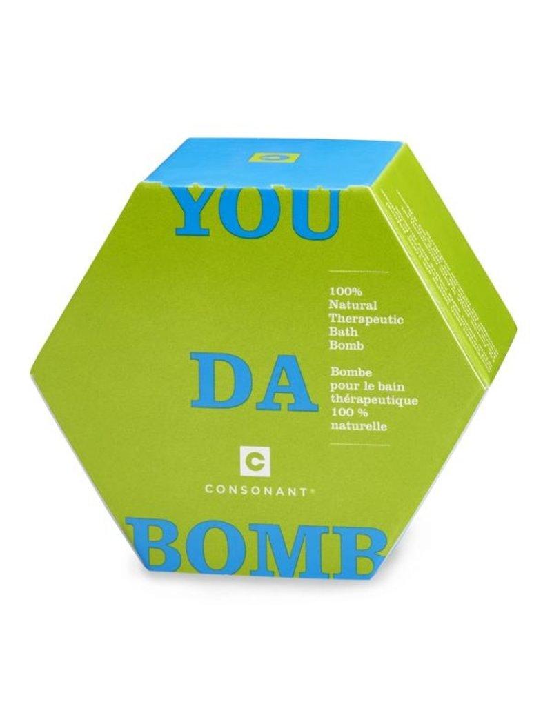 Consonant Skin Care Consonant Bath Bomb Relax
