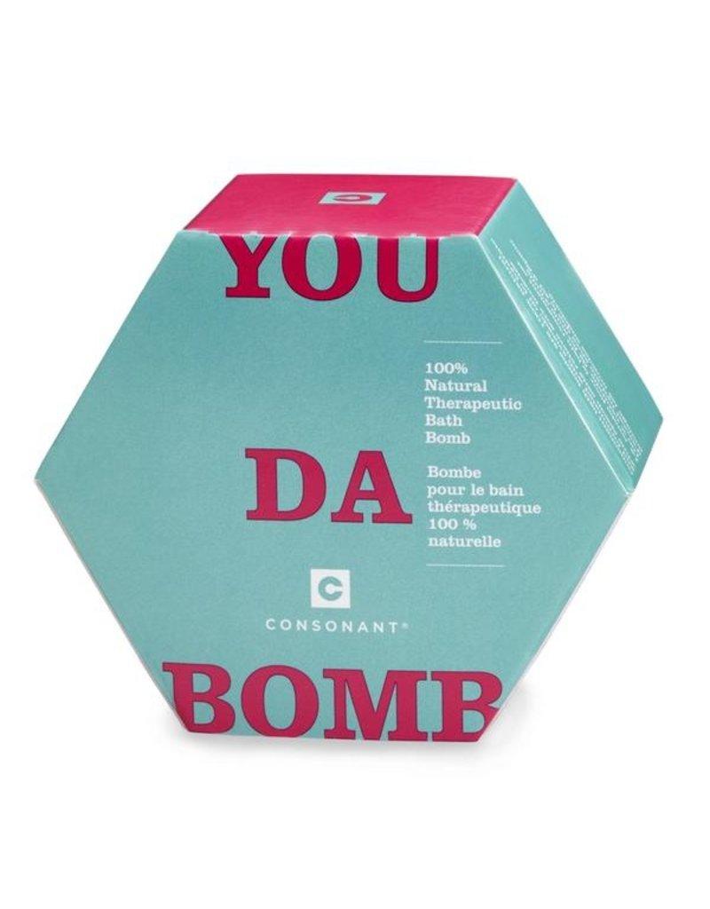 Consonant Skin Care Consonant Bath Bomb Hydrate