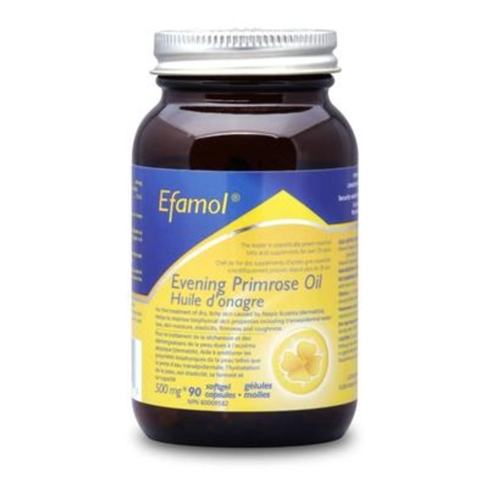Flora Efamol Beautiful-Skin Evening Primrose Oil 1000mg 90SG
