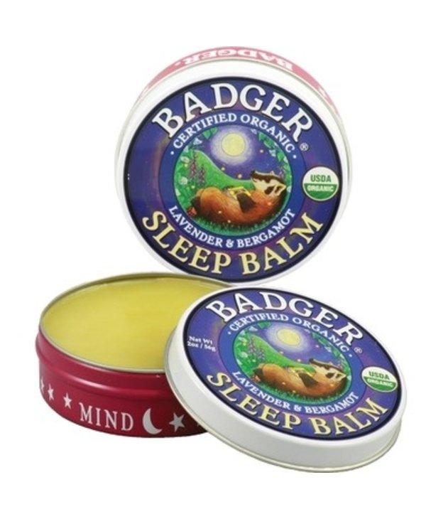 Badger Sleep Balm Lavender & Bergamont 21g