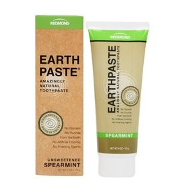 Redmond EarthPaste Spearmint Toothpaste 40z
