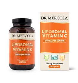 Dr. Mercola Dr. Mercola Liposomal Vitamin C 180 caps