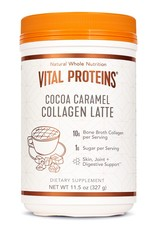 Vital Proteins Collagen Latte- Cocoa Caramel 327g