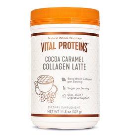 Vital Proteins Collagen Latte- Cocoa Caramel 327g