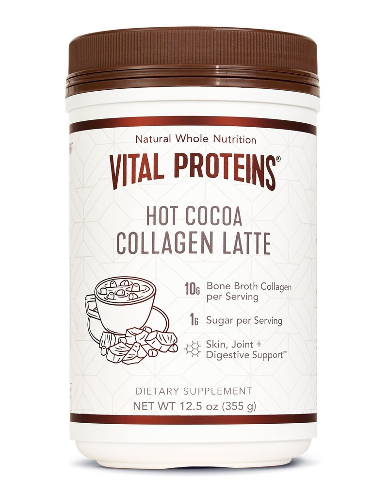 Vital Proteins Vital Proteins Collagen Latte- Hot Cocoa 355g