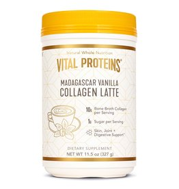 Vital Proteins Vital Proteins Collagen Latte- Madagascar Vanilla