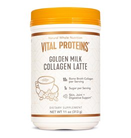 Vital Proteins Collagen Latte- Golden Milk 313g