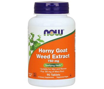 Horny Goat Weed Extract 750mg 90 tabs