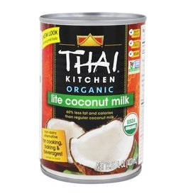 Thai Kitchen Thai Kitchen Organic Coconut Milk- Lite 400ml