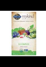 Garden Of Life My Kind Organics Vegan B-Complex 30 tabs