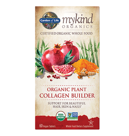 Garden Of Life My Kind Organics Organic Plant Collagen Builder 60 tabs