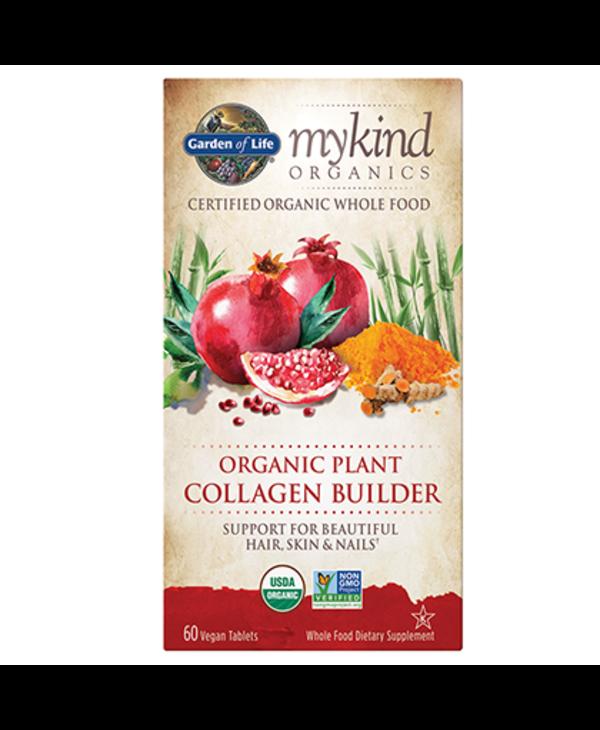 My Kind Organics Vegan Collagen Builder 60 tabs