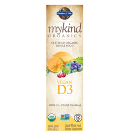 Garden Of Life My Kind Organics Vegan D3 Organic Spray 58ml