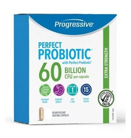 Progressive Progressive Perfect Probiotic 60 Billion CFU 15caps