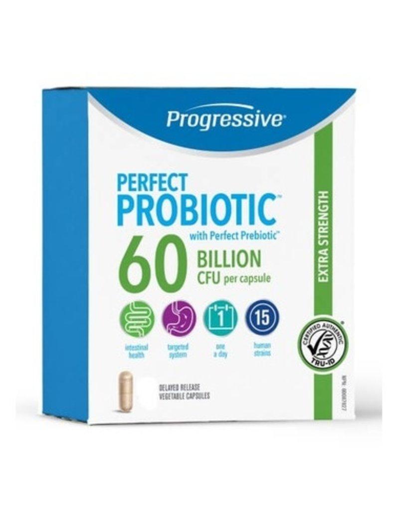 Progressive Progressive Perfect Probiotic 60 Billion CFU 60caps