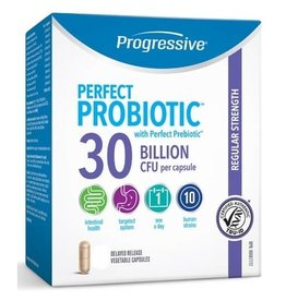 Progressive Progressive Perfect Probiotic 30 Billion CFU 60caps