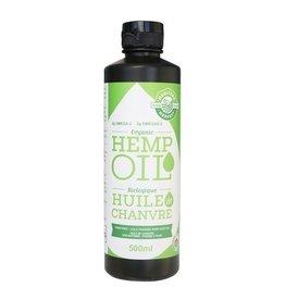 Manitoba Harvest Manitoba Harvest Organic Hemp Oil Cold Pressed 500ml