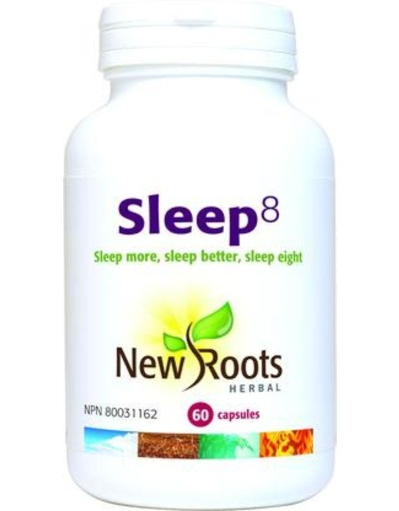 New Roots New Roots Sleep8 20caps
