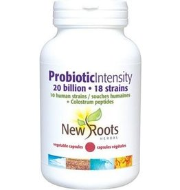 New Roots New Roots Probiotic Intensity 20 Billion 30caps