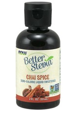 NOW NOW Better Stevia Chai Spice 59ml
