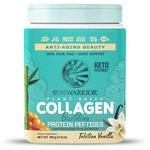 Sun Warrior Sunwarrior Plant Based Vegan Collagen Building Protein- Tahitian Vanilla 500g