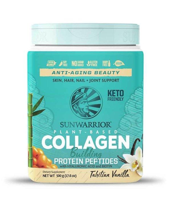 Vegan Collagen Building Protein- Tahitian Vanilla 500g