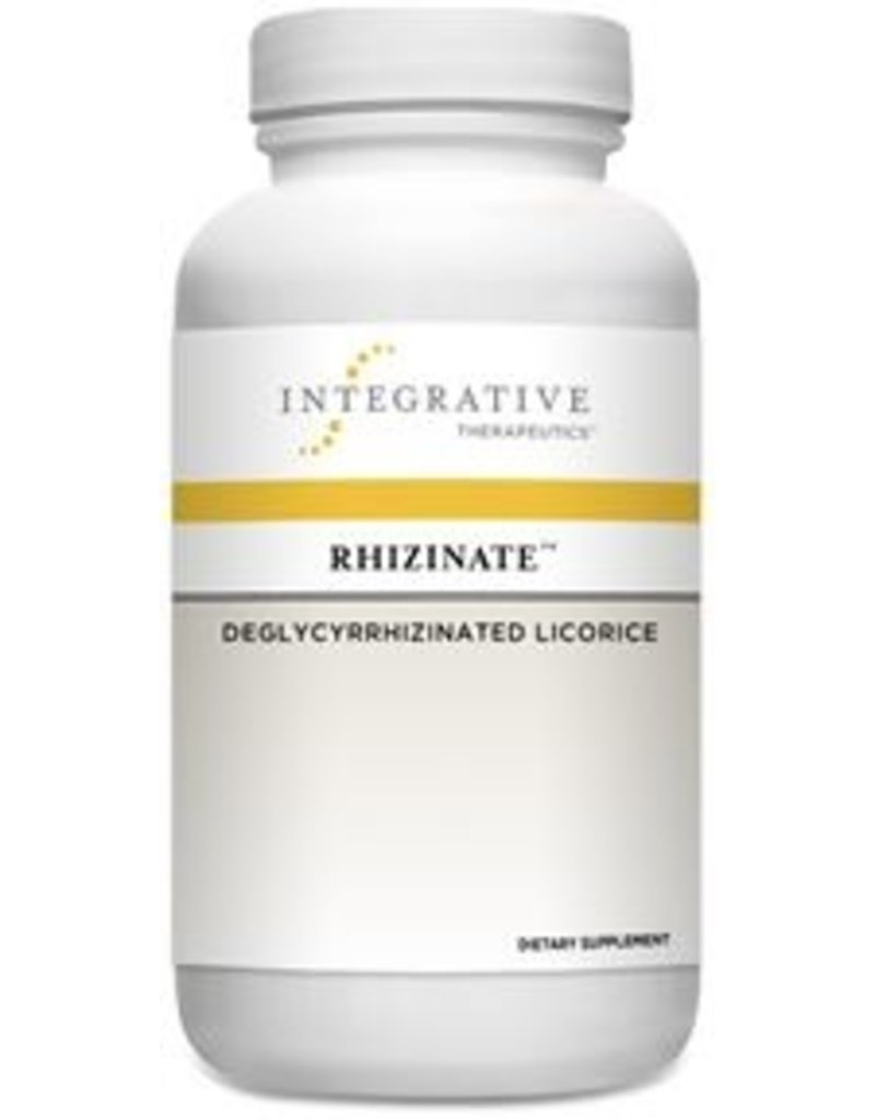 Integrative Therapeutics Integrative Therapeutics Rhizinate DGL 100 chewable tablets