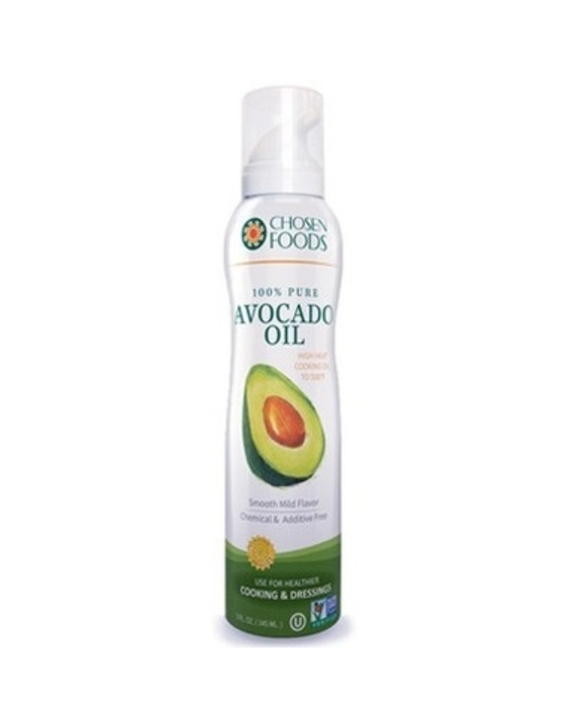 Chosen Foods Chosen Foods Avocado Oil Spray 140ml