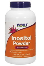 NOW NOW Inositol Powder 227g