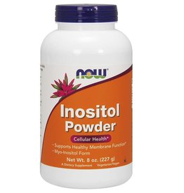 NOW NOW Inositol Powder 227g