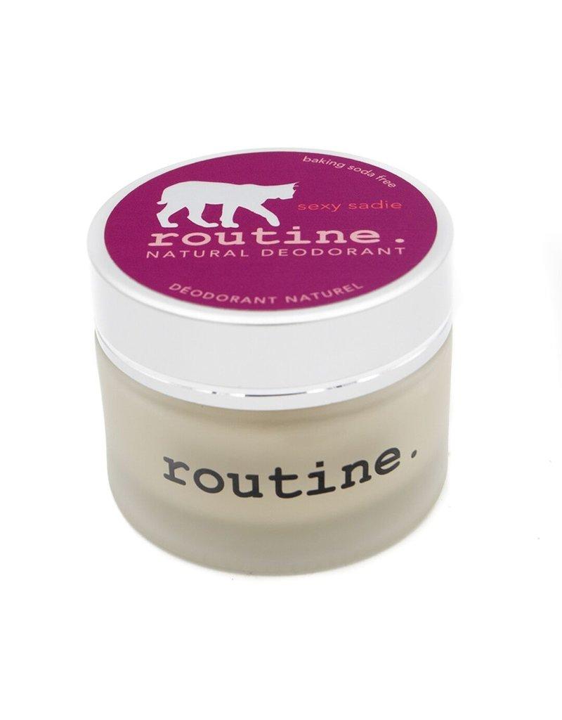 Routine Routine Sexy Sadie Baking Soda Free Deodorant