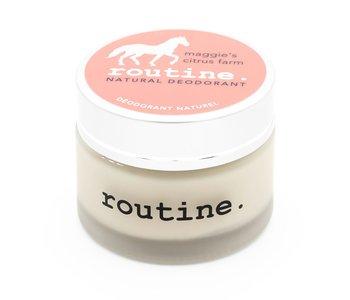 Routine Maggie's Citrus Farm Deodorant