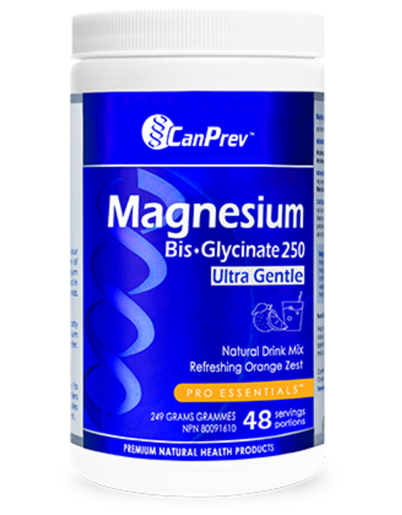 Can Prev CanPrev Magnesium Bis Glycinate Orange 242g