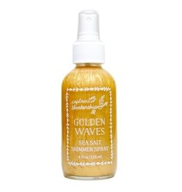 Captain Blankenship Captain Blankenship Golden Waves Sea Salt Hairspray- 118ml