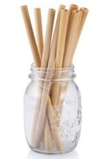 Bambu Grubware Bambu Grubware Bamboo Straws- Set of 6