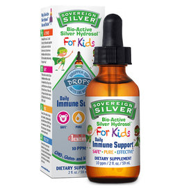 Sovereign Silver Sovereign Silver Hydrosol for Kids Drops 59ml