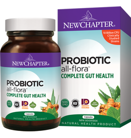 New Chapter New Chapter Probiotic all-flora 30caps