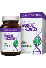 New Chapter New Chapter Daily Workout + Recovery 30caps