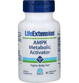 Life Extension Life Extension AMPK Metabolic Activator 30tabs