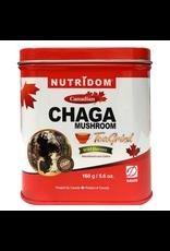 Nutridom Nutridom Chaga Mushroom Tea Grind 160g