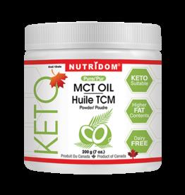 Nutridom Nutridom MCT Oil Powder 200g