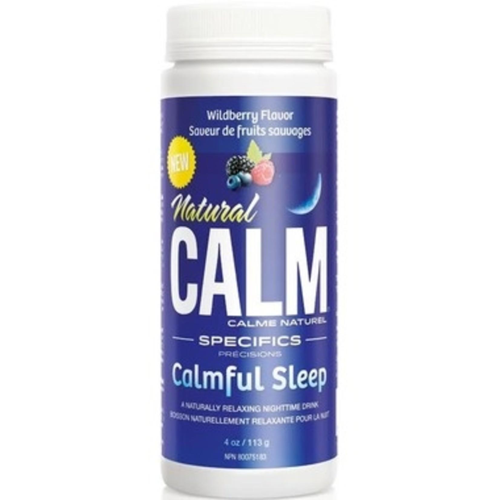 Natural Calm Natural Calm Calmful Sleep 4oz
