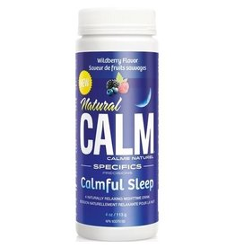 Natural Calm Natural Calm Calmful Sleep 4oz