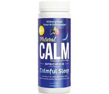 Natural Calm Calmful Sleep 4oz