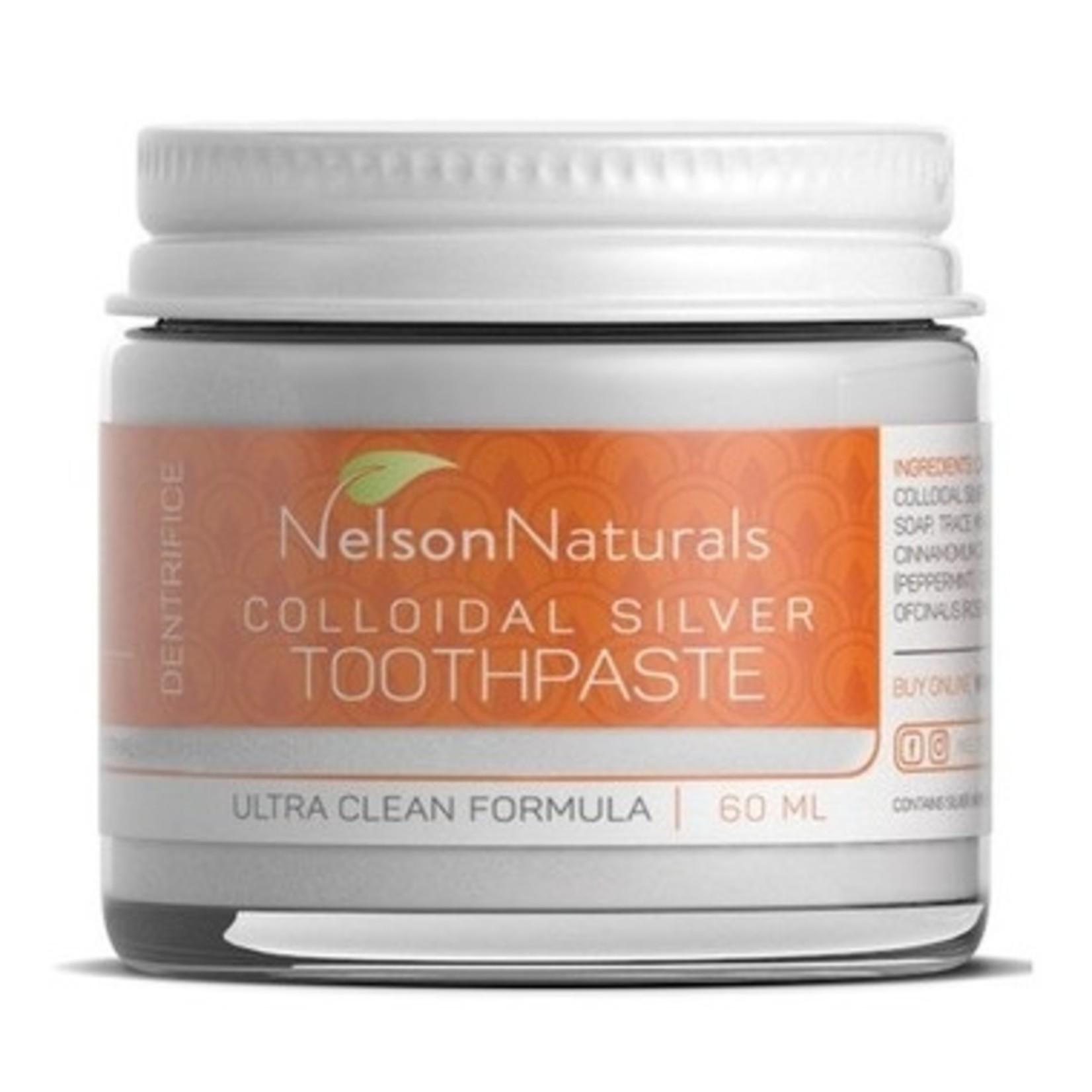 Nelson Naturals Toothpaste- Citrus Spice Blend 60ml