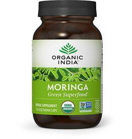 Organic India Organic India Moringa 90 caps