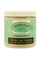Living Clay Living Clay Detox Clay Powder 8 oz