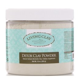 Living Clay Living Clay Detox Clay Powder 16oz
