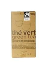 Galerie Au Chocolat Galerie Au Chocolat Matcha Green Tea 100g
